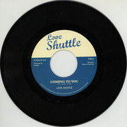 Love Shuttle - Coming To You / Gee Sugar - Lovers Boulevard