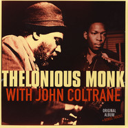 Thelonious Monk - With John Coltrane