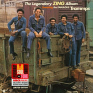 Trammps, The - The Legendary Zing Album