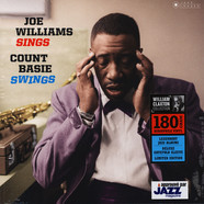 Williams Joe - Sings Count Basie Swings (Gatefold)