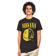 Nirvana - Split Smile T-Shirt