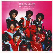 Jacksons, The - Mexico City 1975 Deluxe Edition