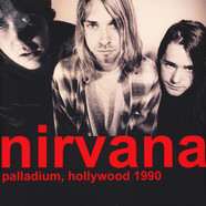 Nirvana - Palladium, Hollywood 1990
