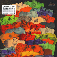 Calexico And Iron & Wine - Years To Burn Black Vinyl Edition