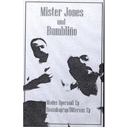 Mister Jones & Bumblino - Boombaprap/ Differenz EP