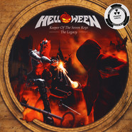 Helloween - Keeper Of The Seven Keys: The Legacy Clear Vinyl Edition