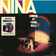 Nina Simone - At Town Hall Transparent Purple Vinyl Edition