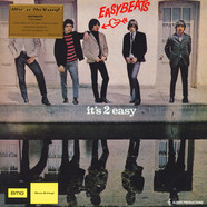 Easybeats - It's 2 Easy Black Vinyl Version