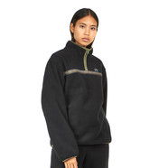 Stüssy - Summit Half Zip Polar Fleece Sweater