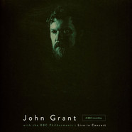 John Grant With The BBC Philharmonic - Live In Concert
