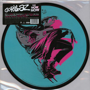 Gorillaz - The Now Now Picture Disc Edition