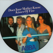 ABBA - Does Your Mother Know Limited 7