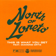 North Of Loreto - This Is What You Get Feat. Diamond Ortiz