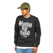 Waving The Guns - Kalligraphie Sweater