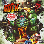 Ill Bill & Stu Bangas - Cannibal Hulk Limited Alternative Cover Pink Vinyl Edition