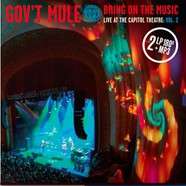 Gov't Mule - Bring On The Music - Live... Volume 2 Blue Vinyl Edition