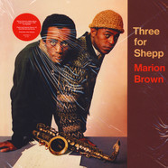 Marion Brown - Three For Shepp