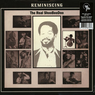 Real Shoobeedoo, The (Reggie Fields) - Reminiscing Limited Clear Vinyl Edition