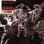 MF Doom X Damu The Fudgemunk - Coco Mango, Sliced & Diced Black Vinyl Edition