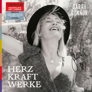 Sarah Connor - Herz Kraft Werke Limited Signed Red Vinyl Edition