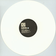 Jack Wax & Pzylo - That's What I Call Flatcore - Episode 1 White Vinyl Edition