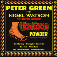 Peter Green & Nigel Watson - Hot Foot Powder