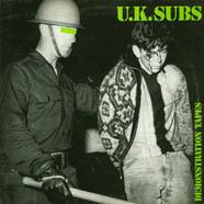 UK Subs - Demonstration Tapes