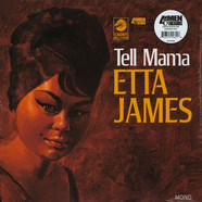 Etta James - Tell Mama Translucent Lavender Vinyl Edition