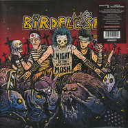 Birdflesh - Night Of The Ultimate Mosh Red Vinyl Edition