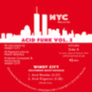 Windy City - Acid Funk Volume 2 Feat. Moot Booxle