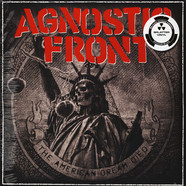 Agnostic Front - The American Dream Died Splatter Vinyl Edition