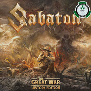 Sabaton - The Great War History Edition Black Vinyl Edition