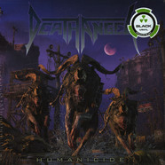 Death Angel - Humanicide Black Vinyl Edition