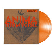 Thom Yorke - Anima Orange Vinyl Edition