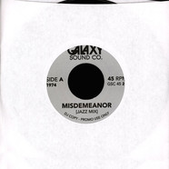 DJ Copy - Misdemeanor (Jazz Mix) / You're Gonna Need Me