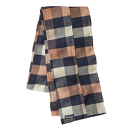 Patagonia - Fjord Flannel Patchwork Scarf
