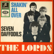 Lords, The - Shakin' All Over / Seven Daffodils