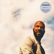 Common - Let Love HHV Exclusive Colored Vinyl Edition