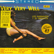 Lito Barrientos Y Su Orquesta - Very Very Well