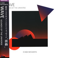 Fumio Miyashita - Wave Sounds Of The Universe Black Vinyl Edition