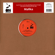 Mafika - On -The Sound Of On Records 1987-1989 Part II