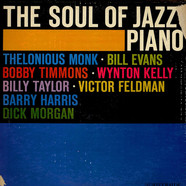 V.A. - The Soul Of Jazz Piano