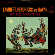 Lambert, Hendricks & Bavan - At Newport '63