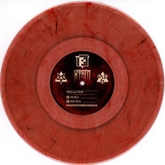 Hellfish - Fish Rulez / Beast Metal Clear & Solid Red Vinyl Edition