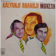Kalyanji-Anandji present Mukesh - A Selection Of Hindi Film Songs