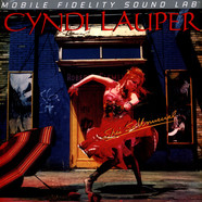 Cyndi Lauper - She's So Unusual Numbered Limited Edition