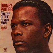 Sidney Poitier With Doris Belack & Brooks Male Chorus - Sidney Poitier Reads The Poetry Of The Black Man