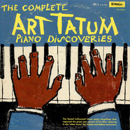 Art Tatum - The Complete Art Tatum Piano Discoveries