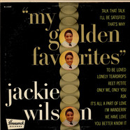 Jackie Wilson - My Golden Favorites