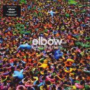 Elbow - Giants Of All Sizes Black Vinyl Edition